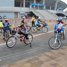 自転車相撲