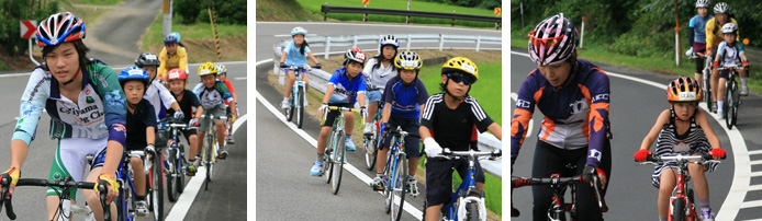 美山サイクリングその1