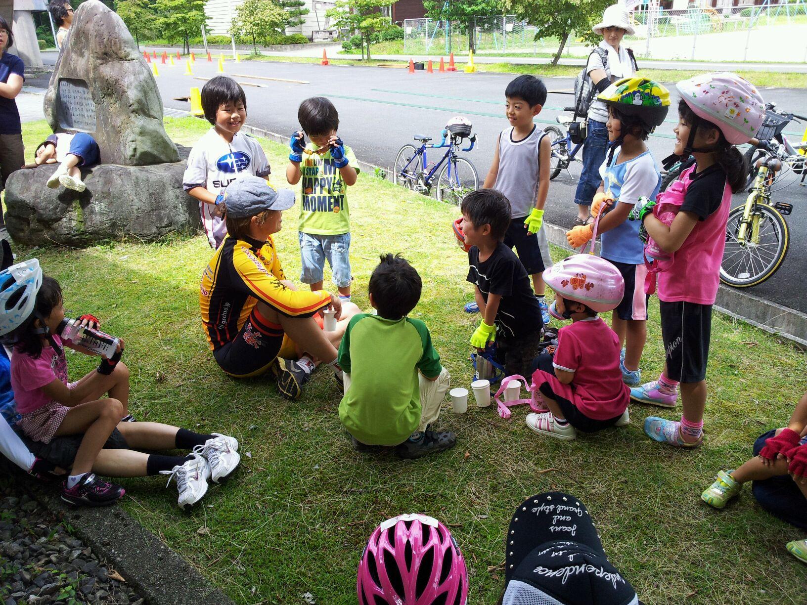 自転車教室のポータルサイト ...